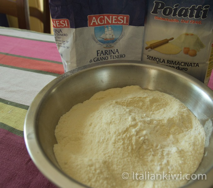 Tagliatelle With Chickpeas Recipe — Dishmaps