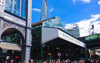 Borugh Food Market, London, U.K.