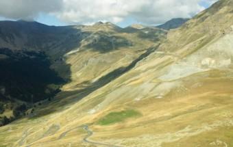 Col de la Bonette, Hautes-alpes, France
