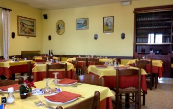 Gabry's restaurant, Coldirodi, Italy