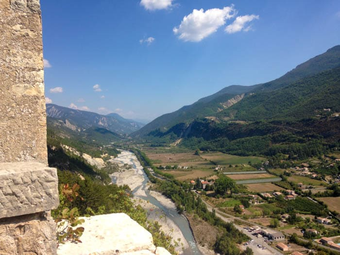 Entrevaux france weather