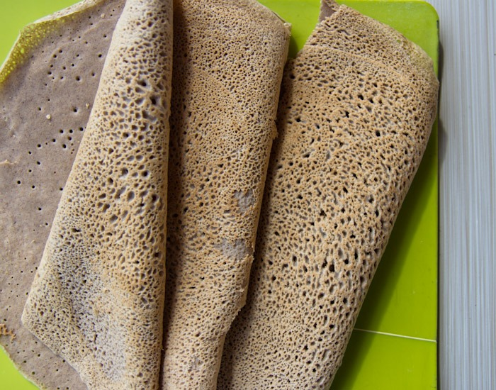 Pancake Day Buckwheat Flour Crepes Italian Kiwi